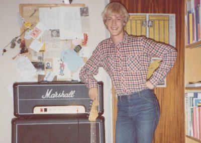 Jens og Marshall 1984